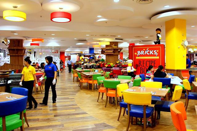 Legoland Bricks Restaurant
