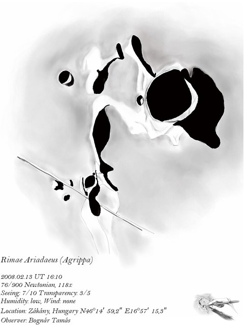 VCSE - Rimae Ariadaeus (Agrippa) - Bognár Tamás