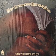 MOST REQUESTED RHYTHM BAND:GOT TO GIVE IT UP(JACKET A)