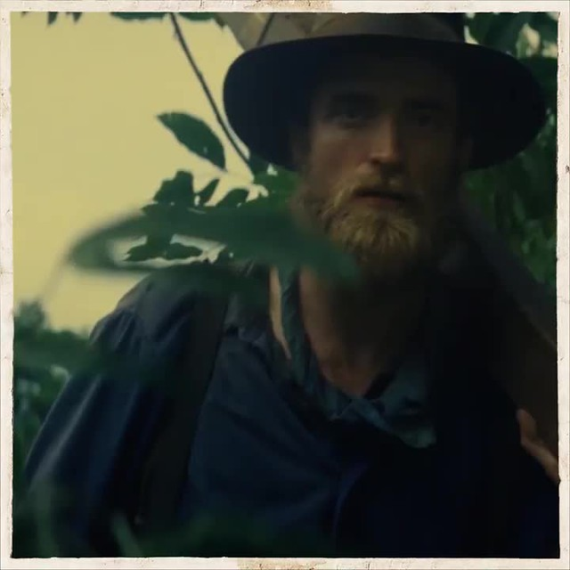 Robert Pattinson is Corporal Henry Costin - see him star in #TheLostCityofZ