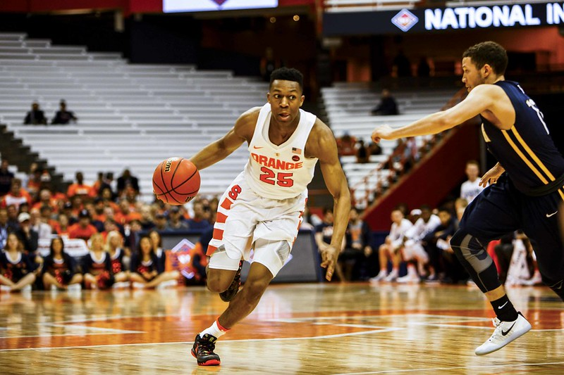 SU Basketball: Syracuse vs. UNC Greensboro