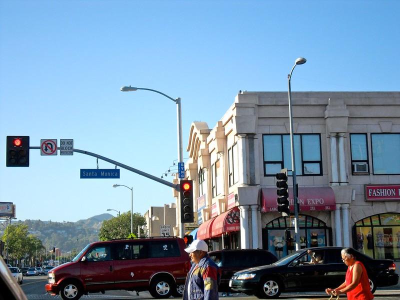 Santa X Monica