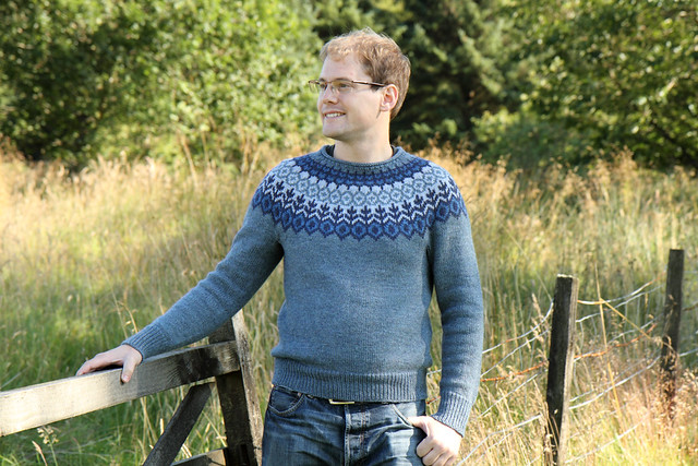 'Grettir' sweater by Jared Floor