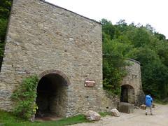An den Kalkbrennöfen von Nettersheim