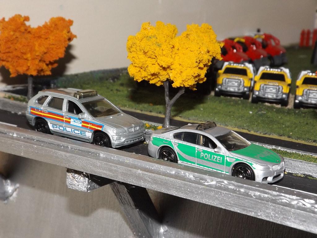Matchbox Bmw M5 X5 Police Car Show Buff1 Flickr