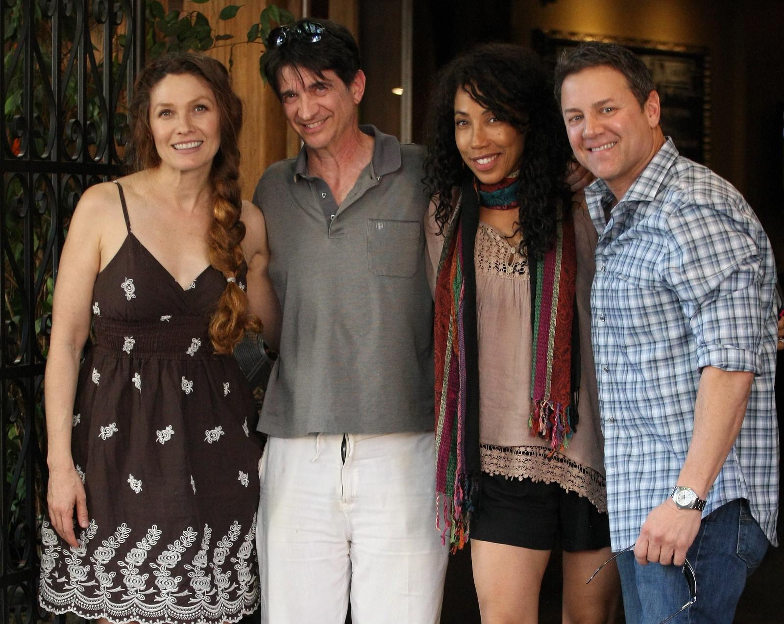 24 tv show cast members - Zoe american horror story style