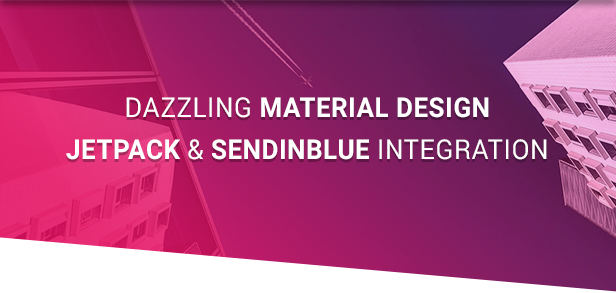 Hestia Pro - Tema de Design de Material Afiado para Startups - 3
