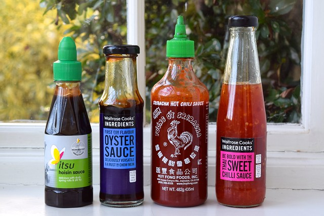 Asian Cooking Sauces | www.rachelphipps.com @rachelphipps