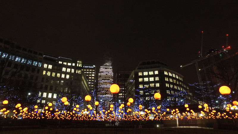 Bloom – Canary Wharf