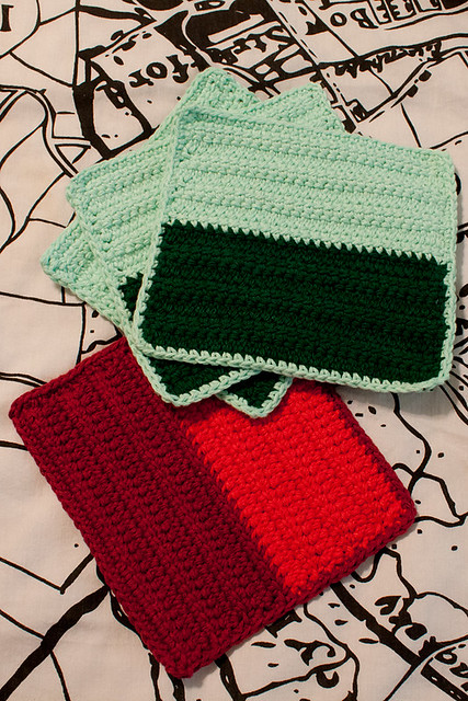 Extremely Simple Pot Holders