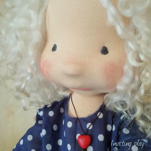 "Lumi by Inviting Play 23"" doll"