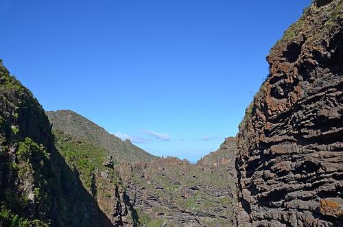 Cuevas Negras above Los Silos, Tenerife