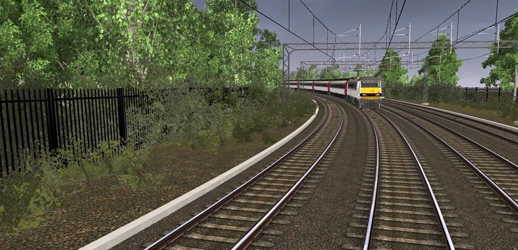 British Trainz • View topic - 17/02 - Screenshot Competition