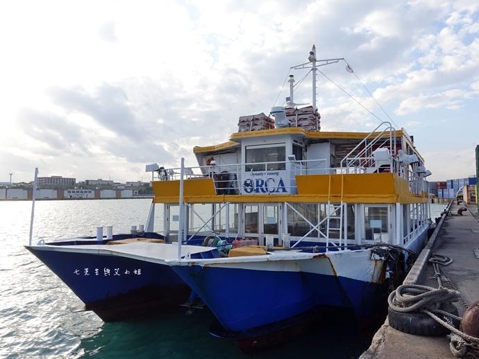 17 沖繩自由行 那霸一日遊 波上宮、波之上海灘、海底觀光遊覽船、白鯨號夕陽遊輪晚餐