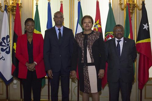 Secretária Executiva recebe Representante Especial do Secretário-Geral das Nações Unidas