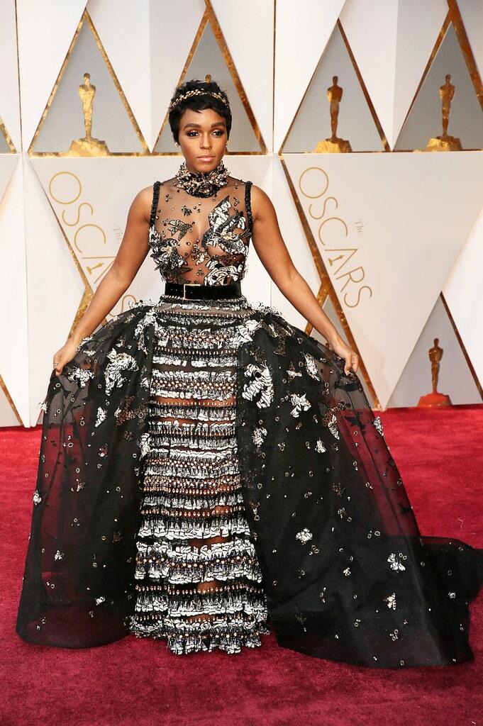 Janelle Monáe | Oscars 2017