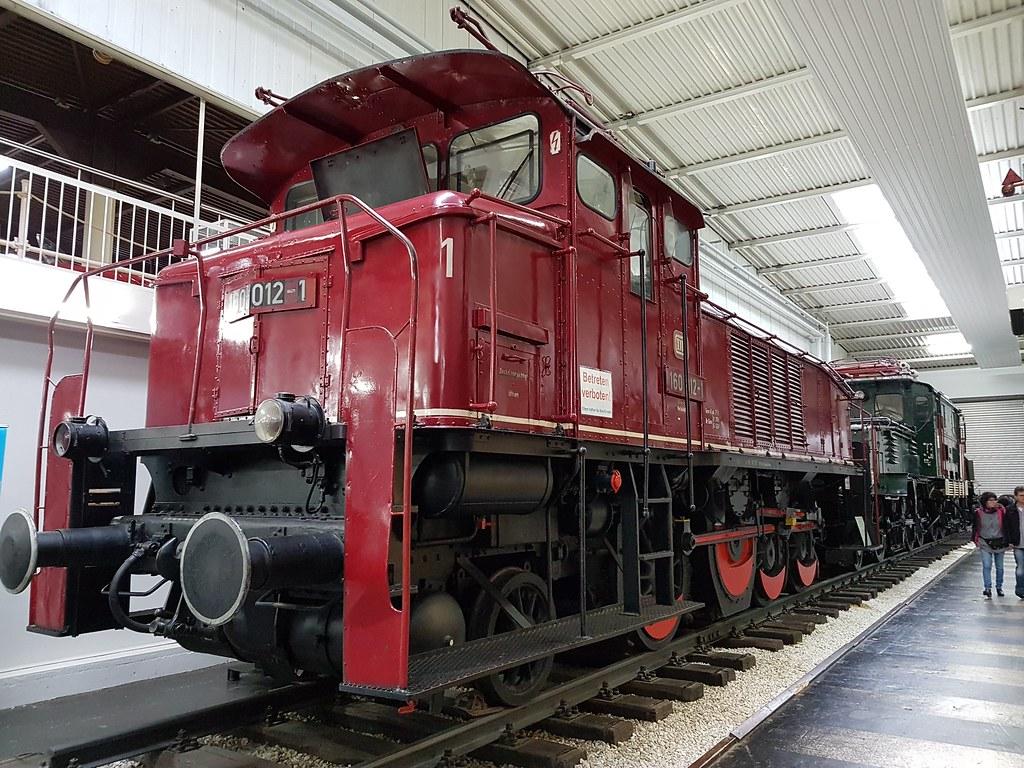 E 60 12 - Technikmuseum Sinsheim