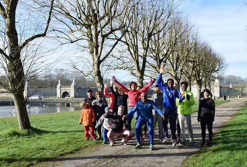 parkrun de Fontainebleau #16 - 11/03/2017