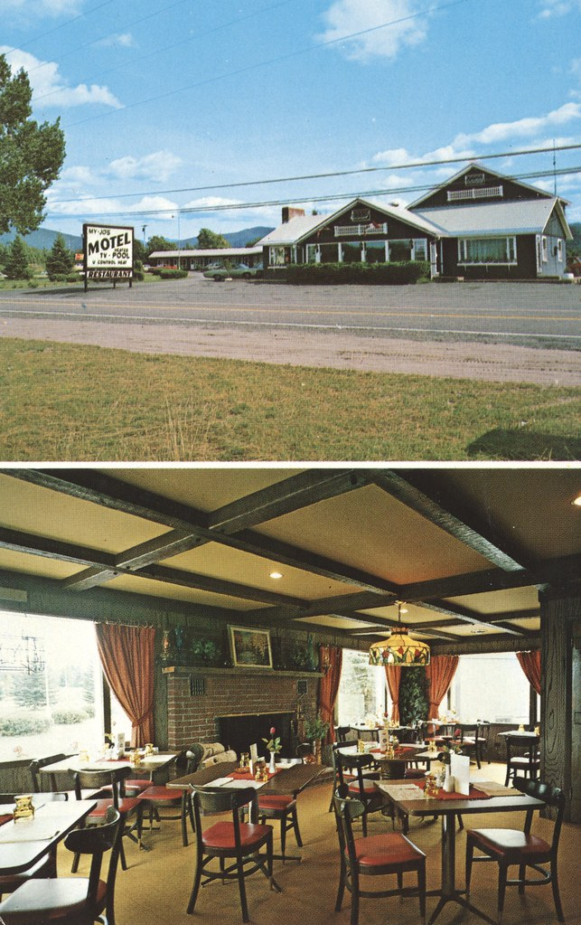 My-Jo's Motel & Restaurant - Lake Placid, New York