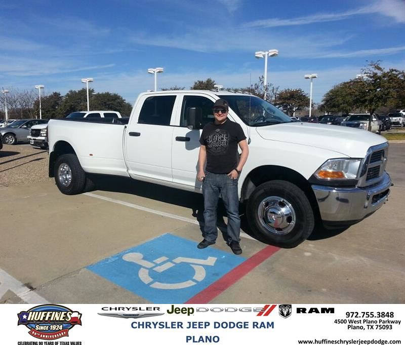 ... To Chase From Nick Ross At Huffines Chrysler Jeep Dodge RAM Plano   By