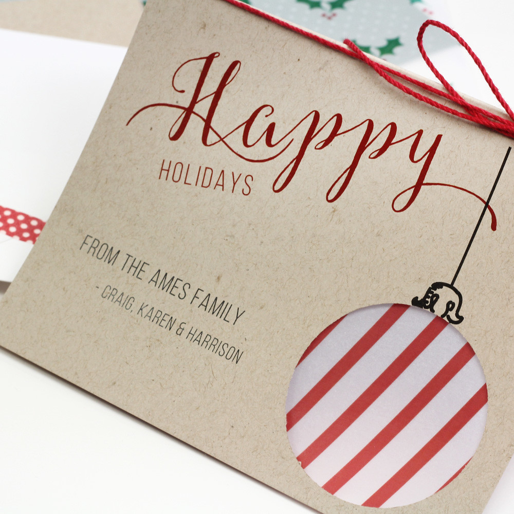 diy holiday printables simple customizable ornament cut flickr