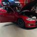 Birthday Tesla Test Drive