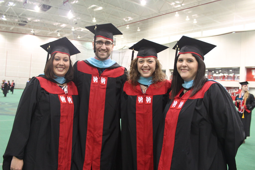 Fall 2016 Graduation Ceremony And Dean's Reception