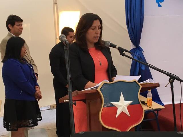 Licenciatura 8° Básico Escuela Carlos Vial Espantoso, Huentelauquén Sur 2016