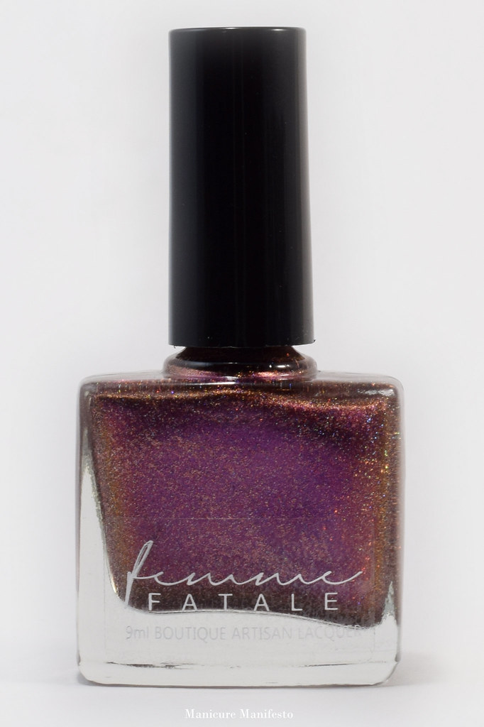 Femme Fatale Cosmetics The Last Resort