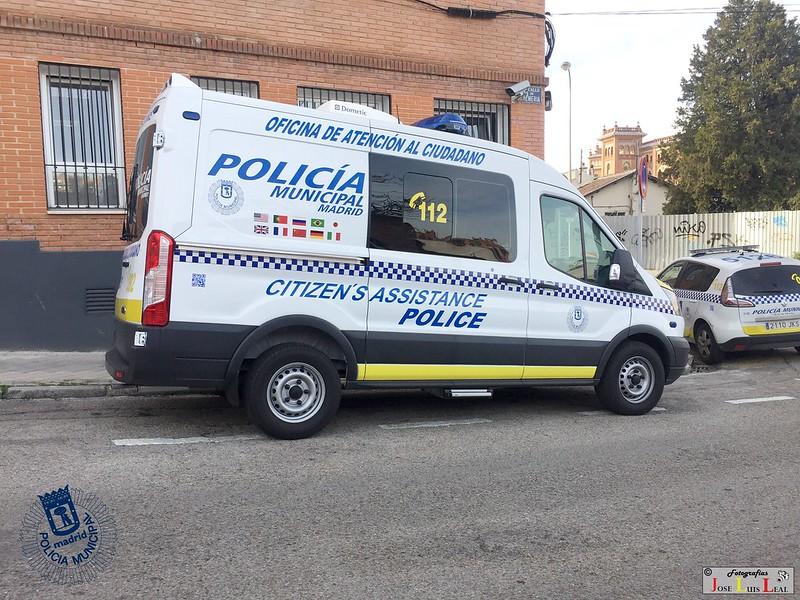 Foro policia ver tema fotograf as e im genes de la pmm - Oficina de atencion al ciudadano madrid ...