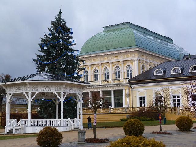 Františkovy Lázně una de las ciudades balnearios en República Checa más importantes