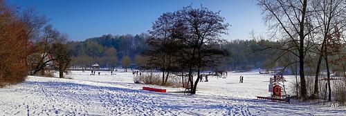 Ostpark-Zimowe Obrazki