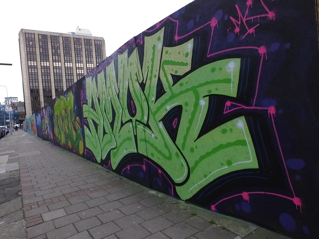 Park Street street ark