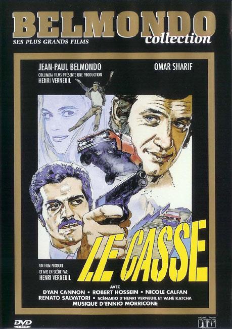 Le Casse - Poster 1