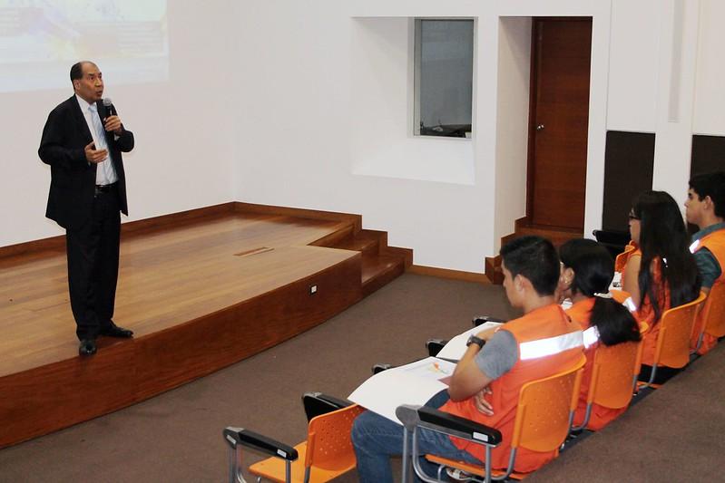 Recursos Humanos de la USMP desarrolló inducción a nuevos trabajadores de la Universidad