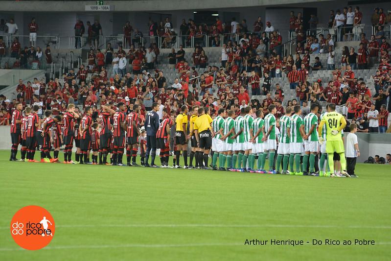 PARANAENSE 17 5° RODADA - Atlético 2 x 0 Coritiba