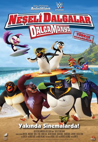 Neşeli Dalgalar: DalgaManya - Surfs Up: WaveMania (2017)