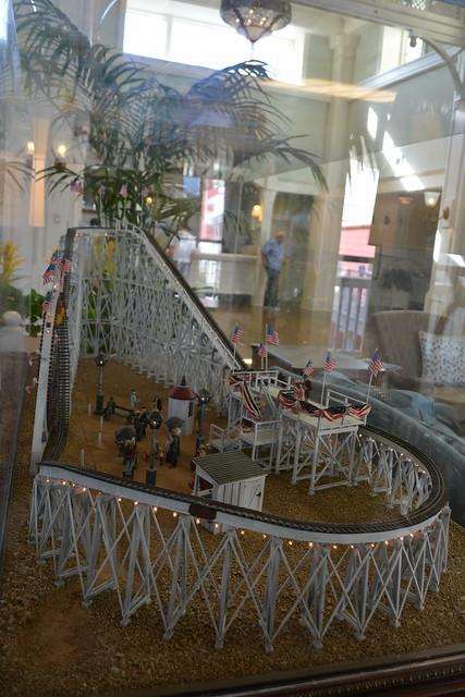 Disney's Boardwalk Inn & Villas Lobby