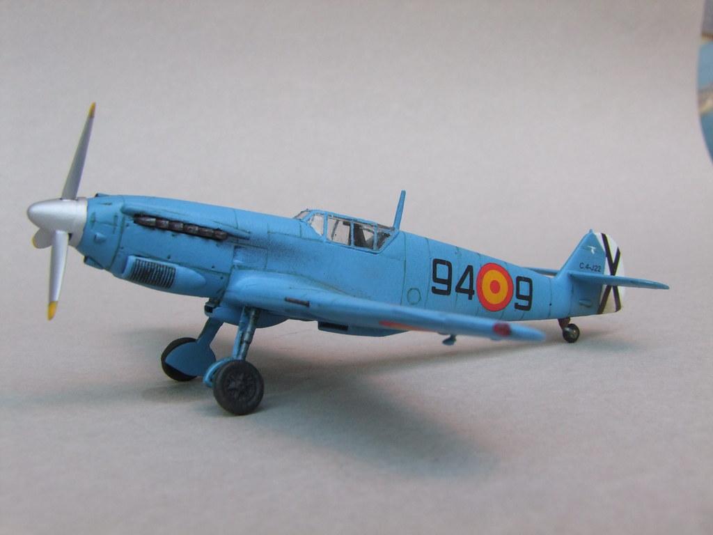 ... Hispano Aviacion HA-1109 J 1/72e Amodels | by chrispit1955