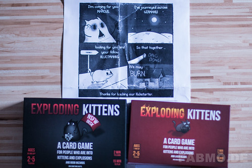 Exploding Kittens | by GuinTheReal
