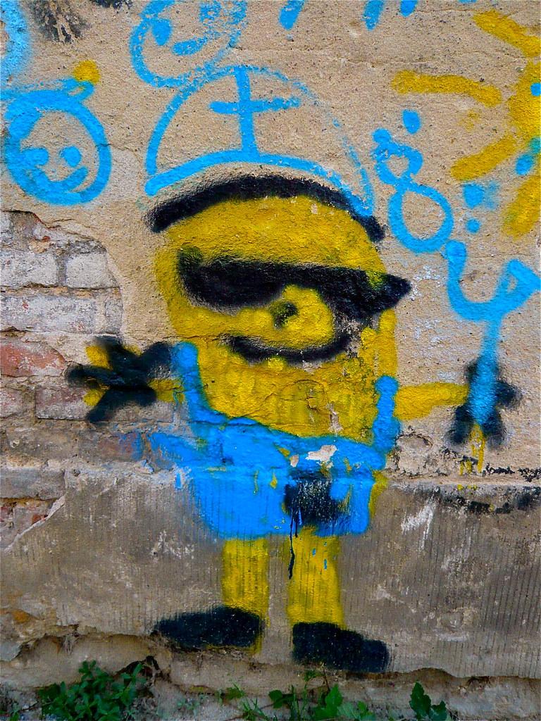Children-Art | Eschengraben, Berlin Pankow | Karin Sakrowski | Flickr