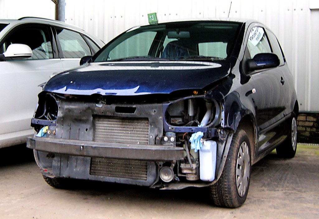 how to decide if a car is a write off
