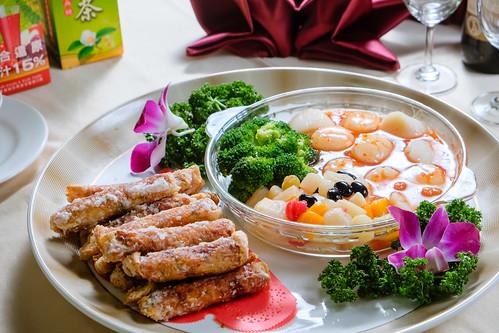 [高雄宴客場地推薦] 到尊龍大飯店參加好友婚禮幸福100% (7)