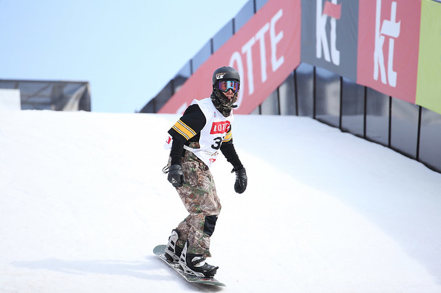 FIS Snowboard World Cup 2016/17 - official training day 1