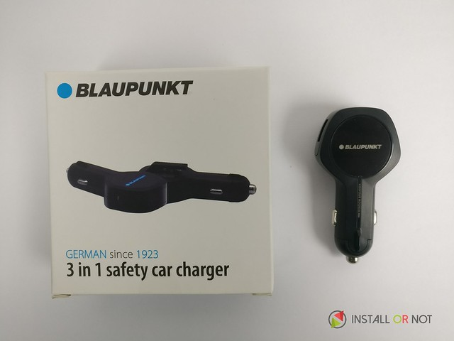 Blaupunkt Car Charger