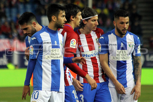 Atlético de Madrid 2-0 C.D. Leganés 04/02/2017