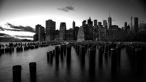 New York - Skyline - Brooklyn Bridge Park | by riese.laurenc