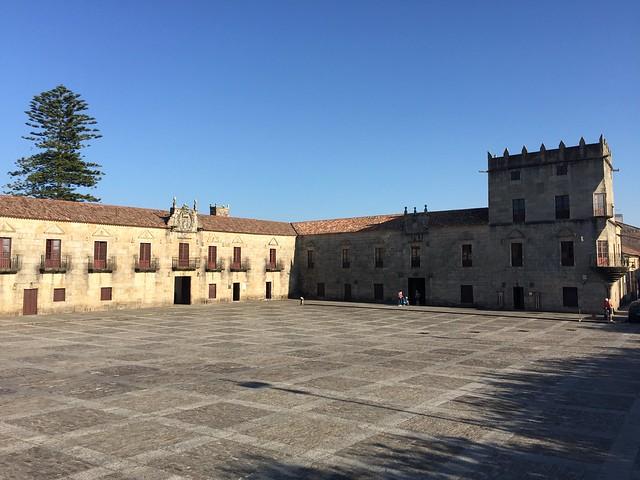 Plaza de Fefiñans (Cambados)