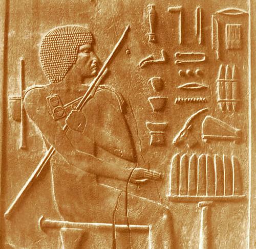 1552 B.C.: Hesy-ra First Describes Diabetes