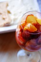 Macedonia di Frutta/Marinated Fruit Salad